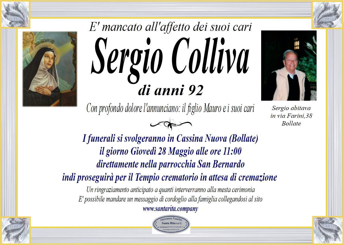 SERGIO COLLIVA