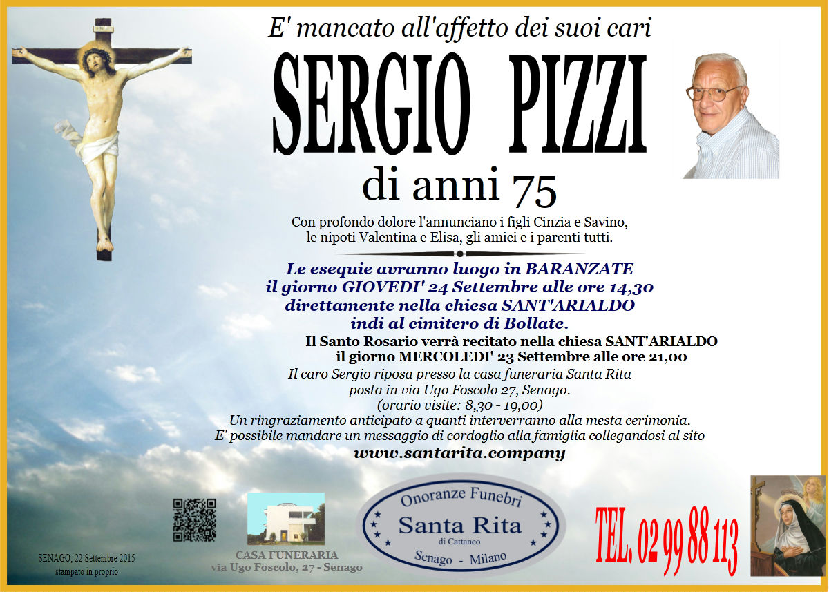 Sergio Pizzi