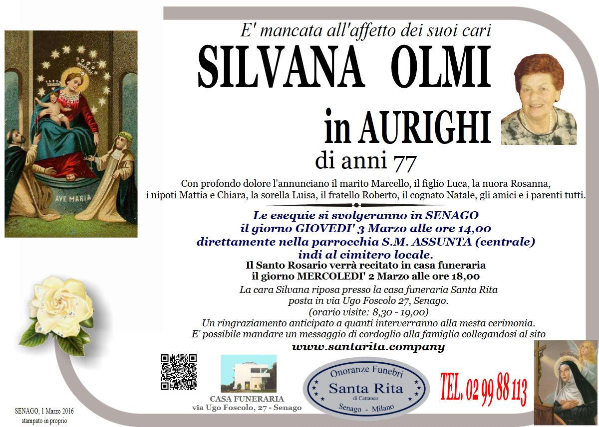 Silvana Olmi