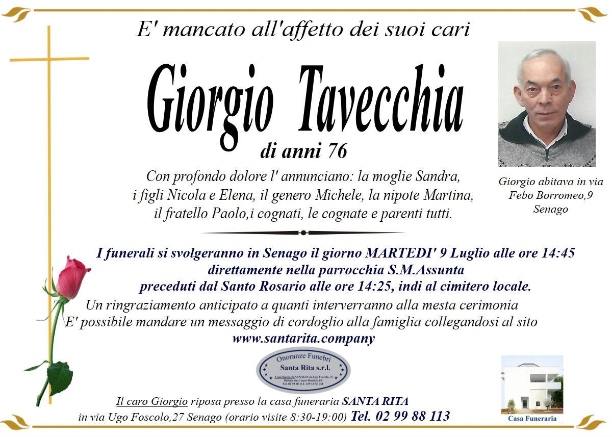 Giorgio Tavecchia