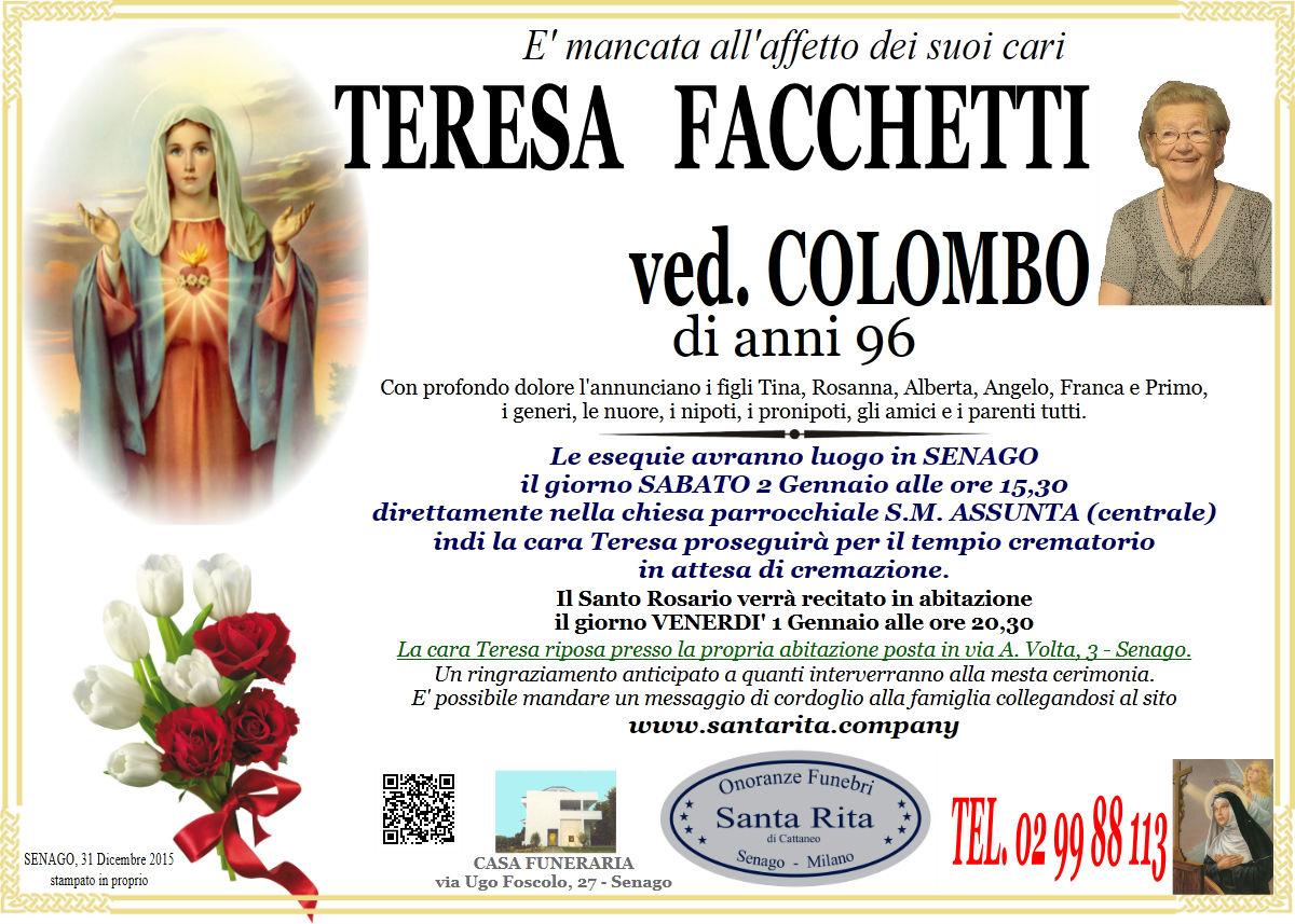 Teresa Facchetti