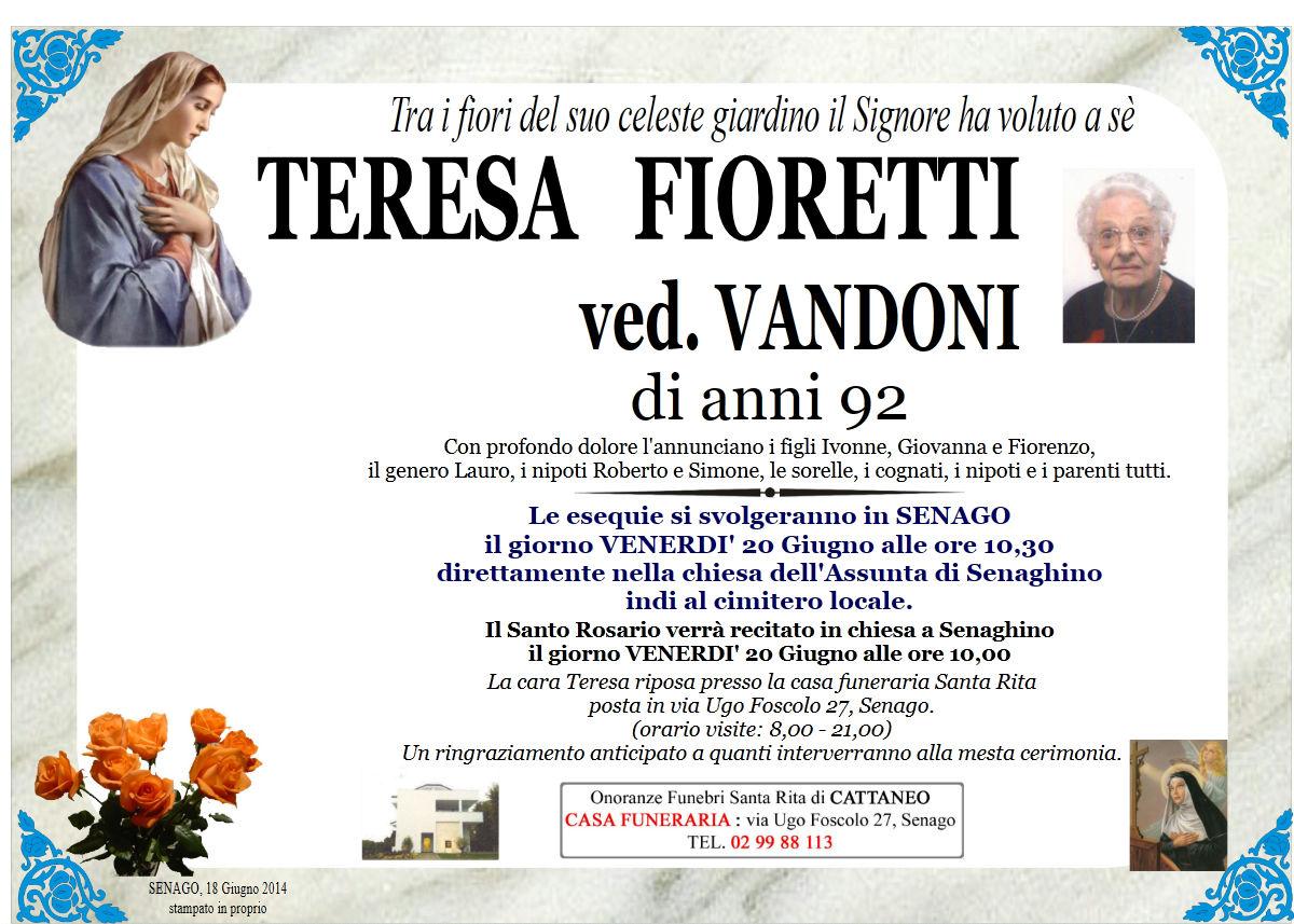 Teresa Fioretti