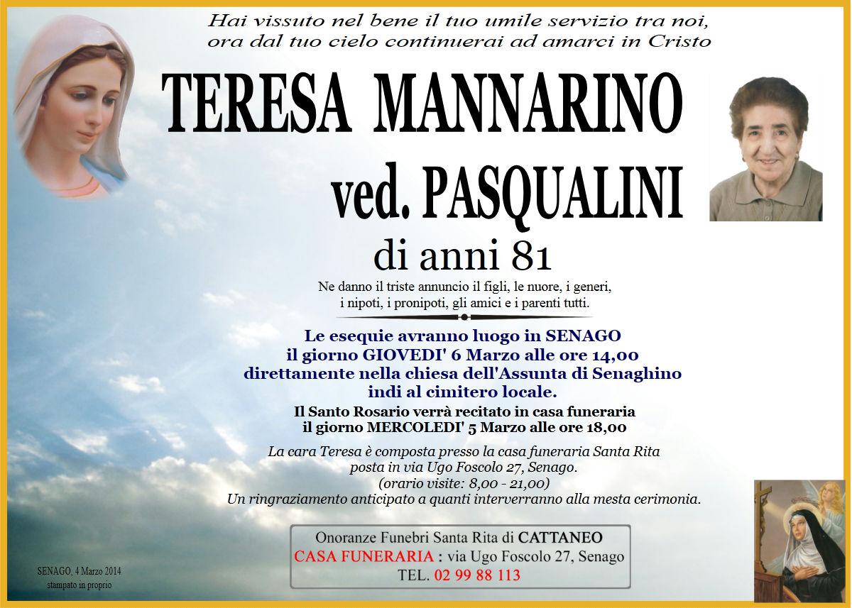 Teresa Mannarino