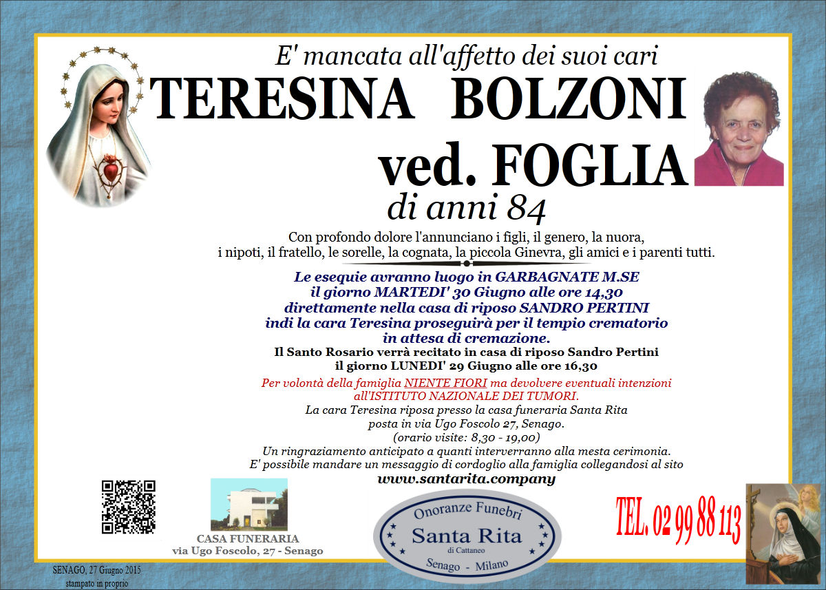 Teresina Bolzoni