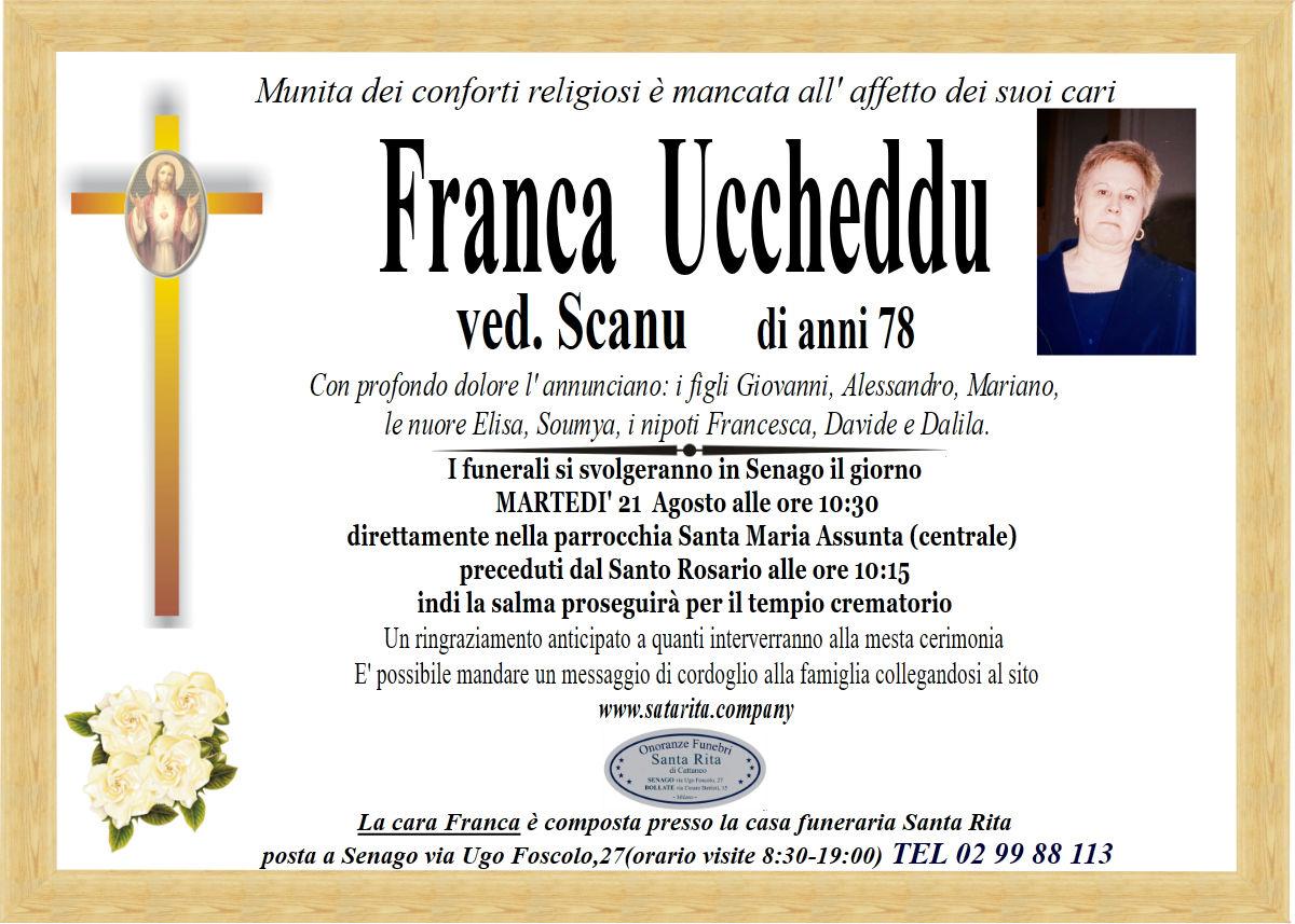 Franca Uccheddu