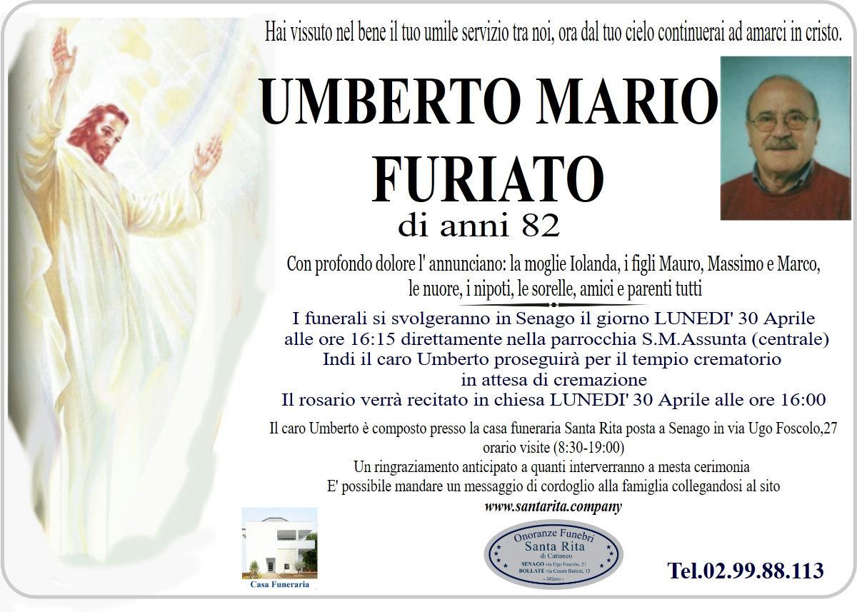 Umberto Mario Furiato