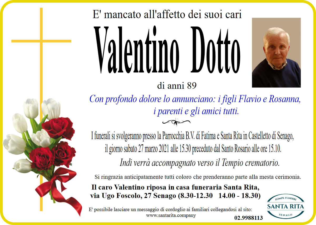 VALENTINO DOTTO