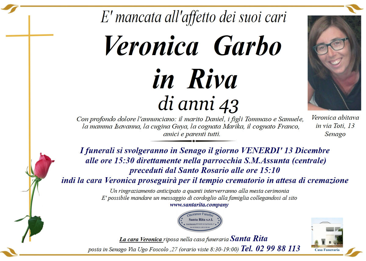 VERONICA GARBO