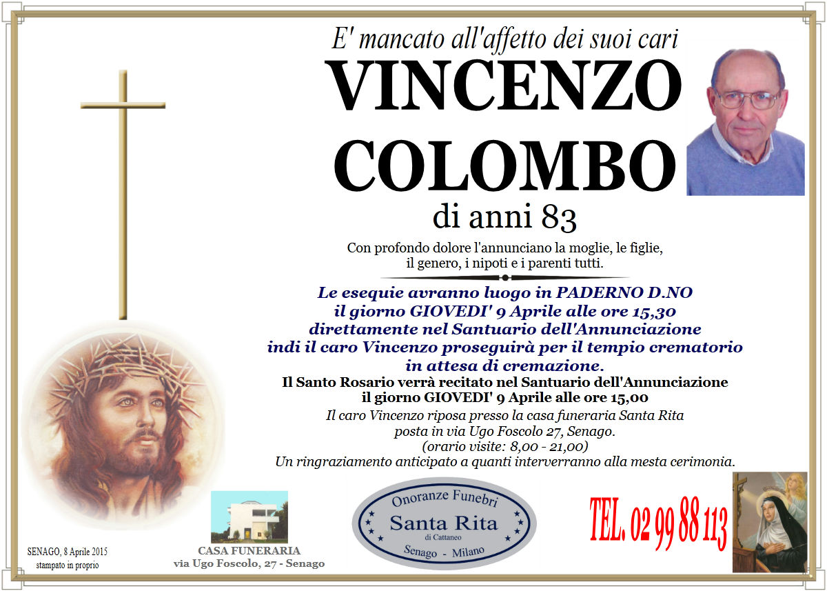 Vincenzo Colombo
