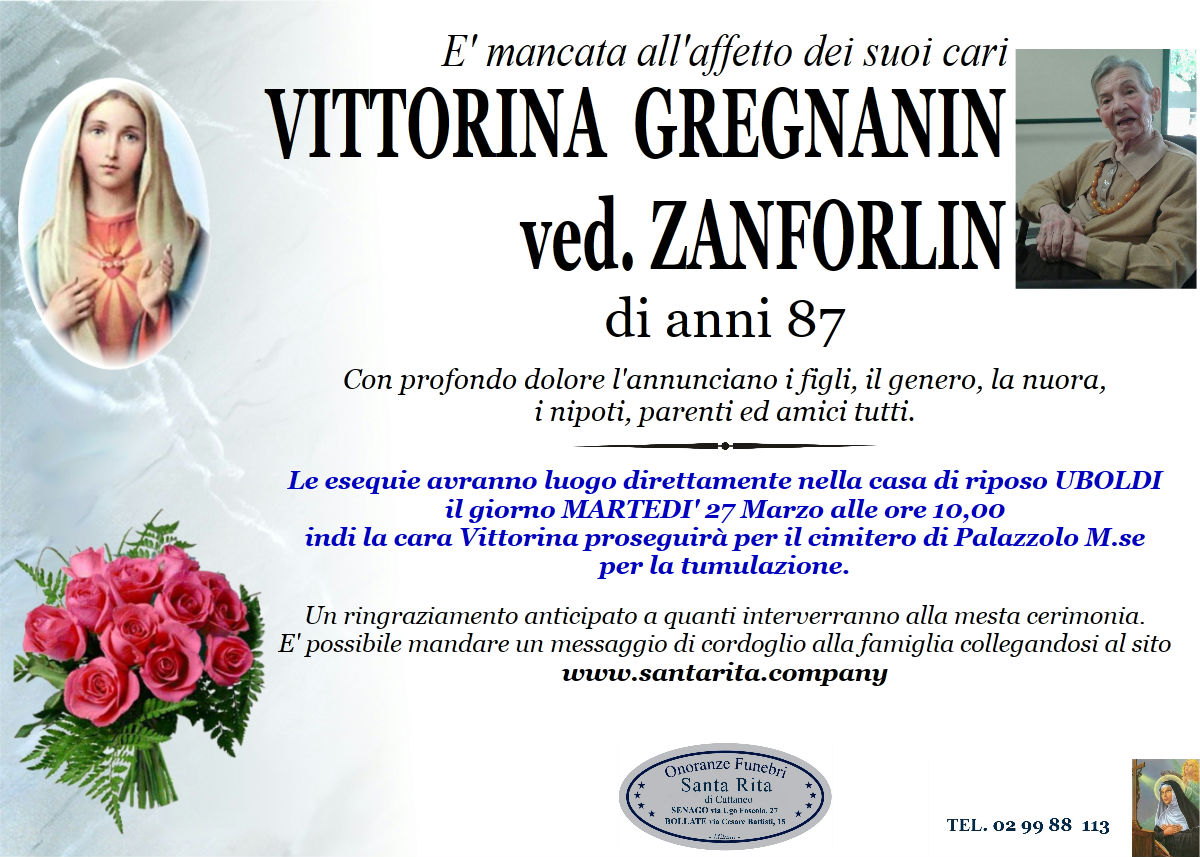 Vittoria Gregnanin
