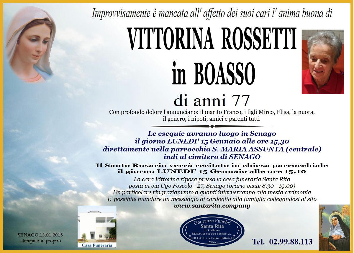 Vittorina Rossetti
