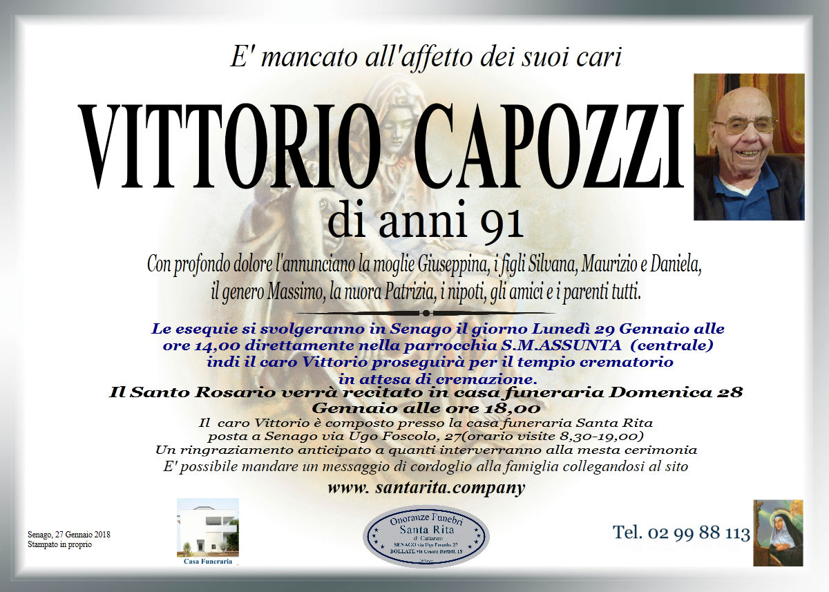 Vittorio Capozzi