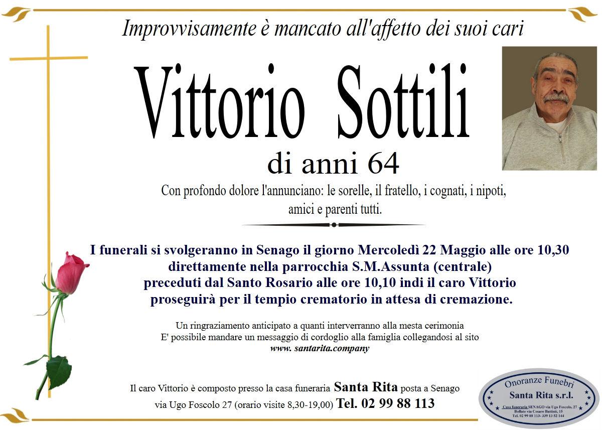 VITTORIO SOTTILI